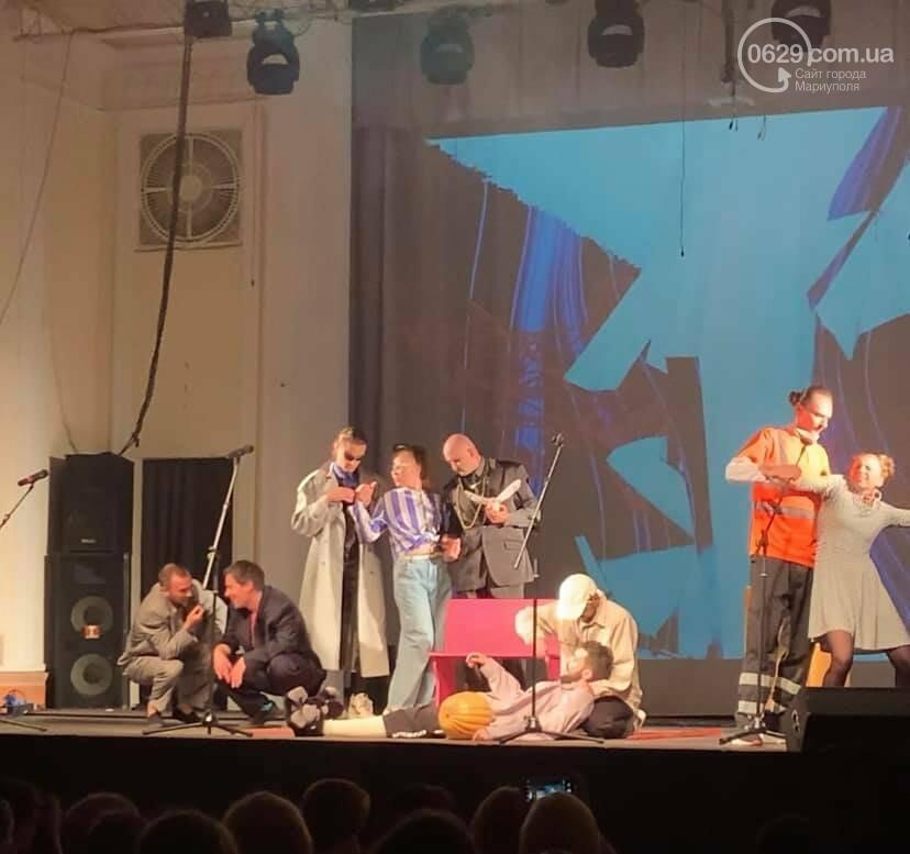 Istage: как режиссер из Лондона узнавала, какие проблемы волнуют мариупольскую молодежь, - ФОТО, фото-2