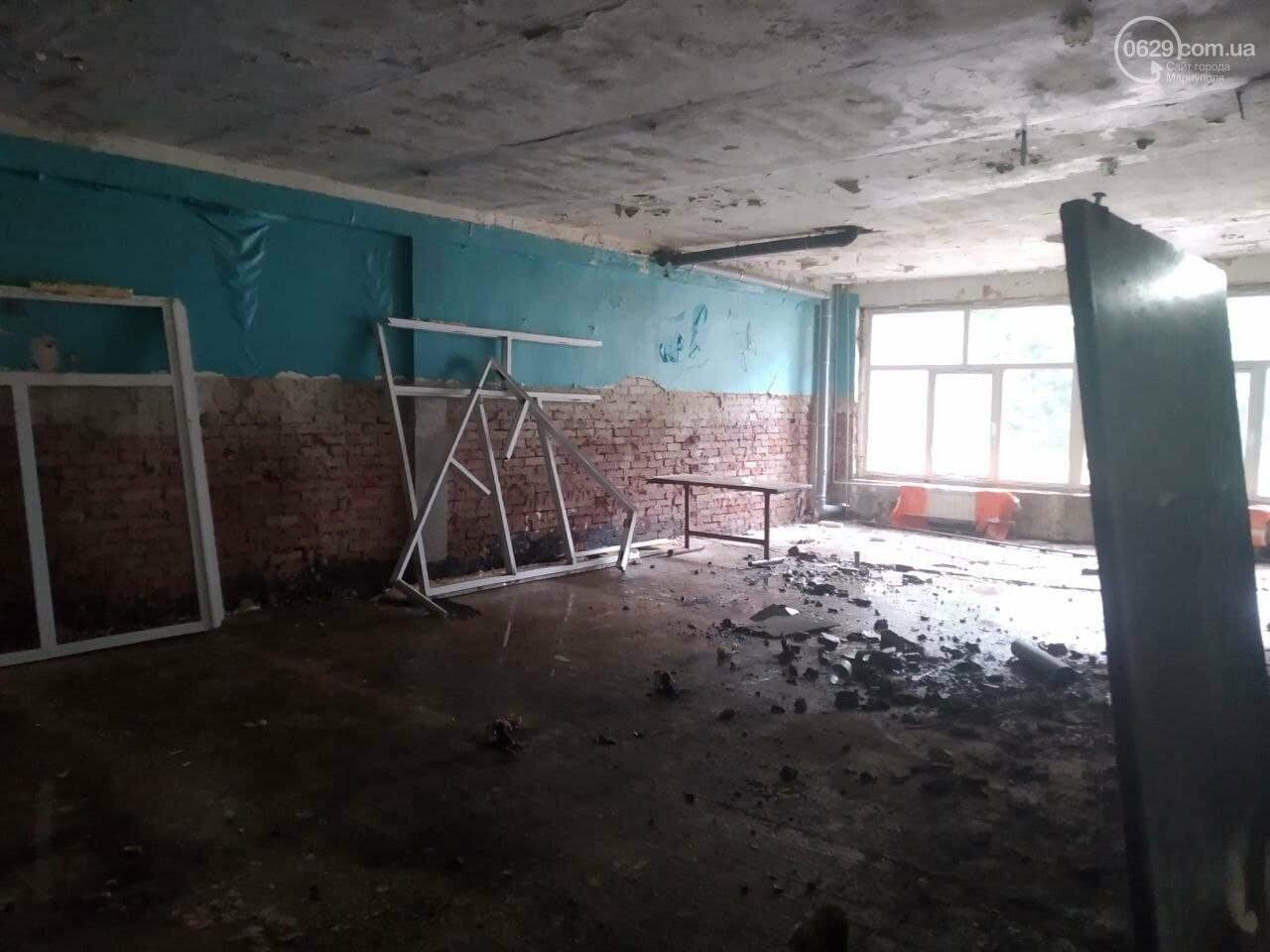 Просроченный подарок. Что случилось в 27 школе в Мариуполе, - ФОТО, ВИДЕО, фото-1