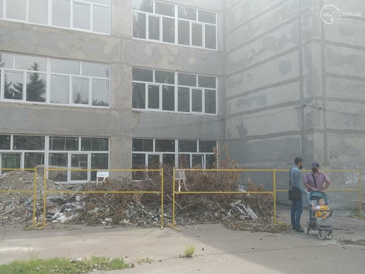 Просроченный подарок. Что случилось в 27 школе в Мариуполе, - ФОТО, ВИДЕО, фото-15