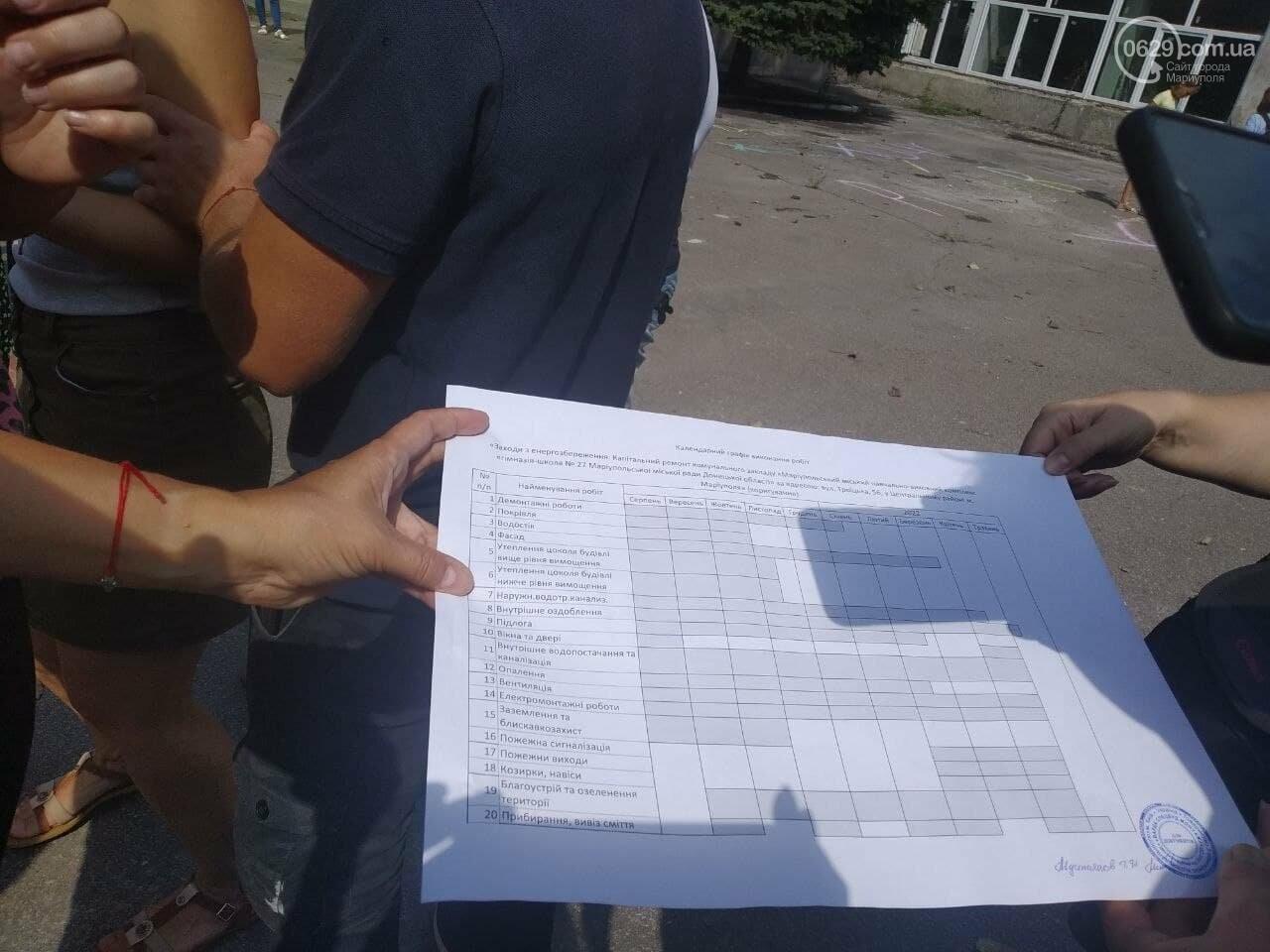 Просроченный подарок. Что случилось в 27 школе в Мариуполе, - ФОТО, ВИДЕО, фото-11
