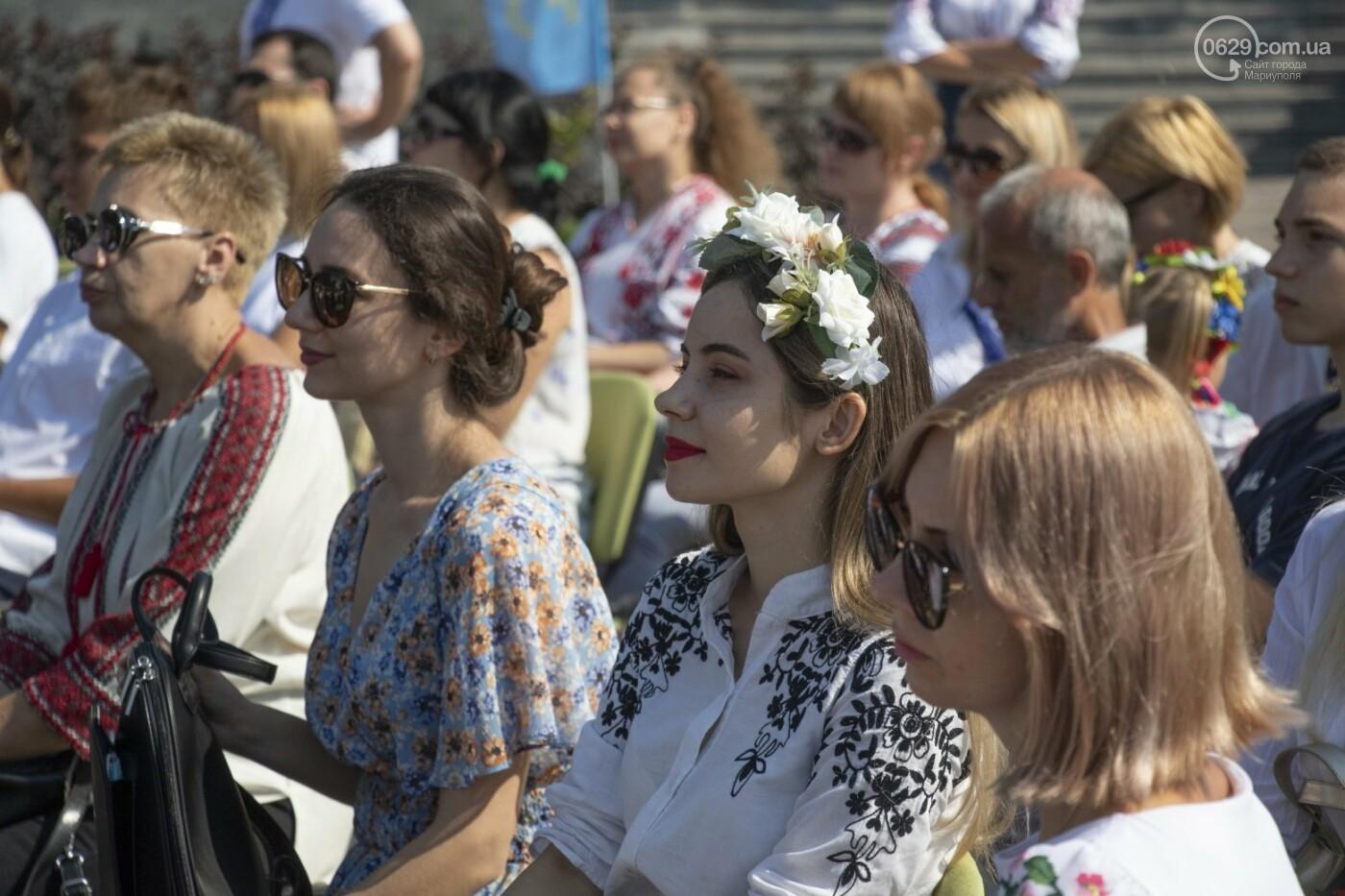 «Відновлення незалежності!» Как Мариуполь отпраздновал 30-летие своей страны, - ФОТОРЕПОРТАЖ, фото-8