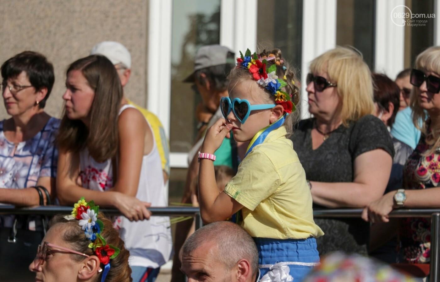 «Відновлення незалежності!» Как Мариуполь отпраздновал 30-летие своей страны, - ФОТОРЕПОРТАЖ, фото-18