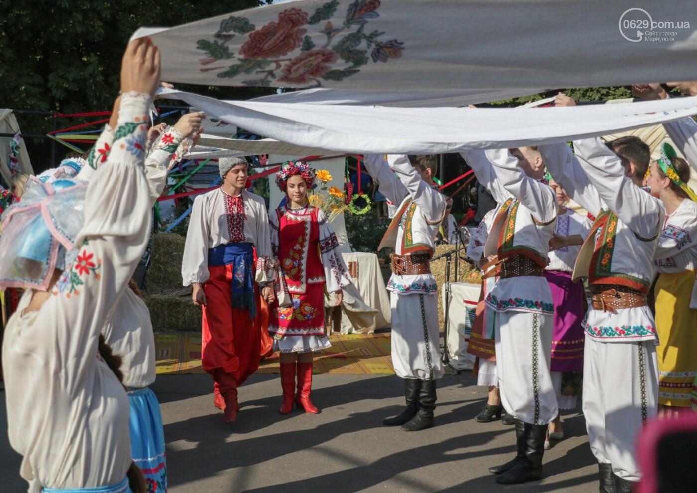 «Відновлення незалежності!» Как Мариуполь отпраздновал 30-летие своей страны, - ФОТОРЕПОРТАЖ, фото-20