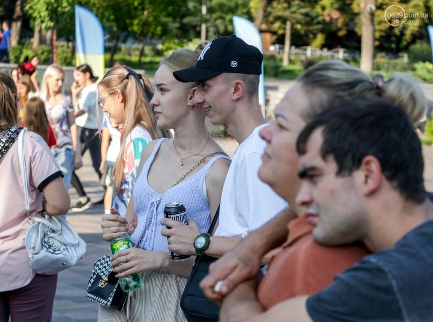 «Відновлення незалежності!» Как Мариуполь отпраздновал 30-летие своей страны, - ФОТОРЕПОРТАЖ, фото-29