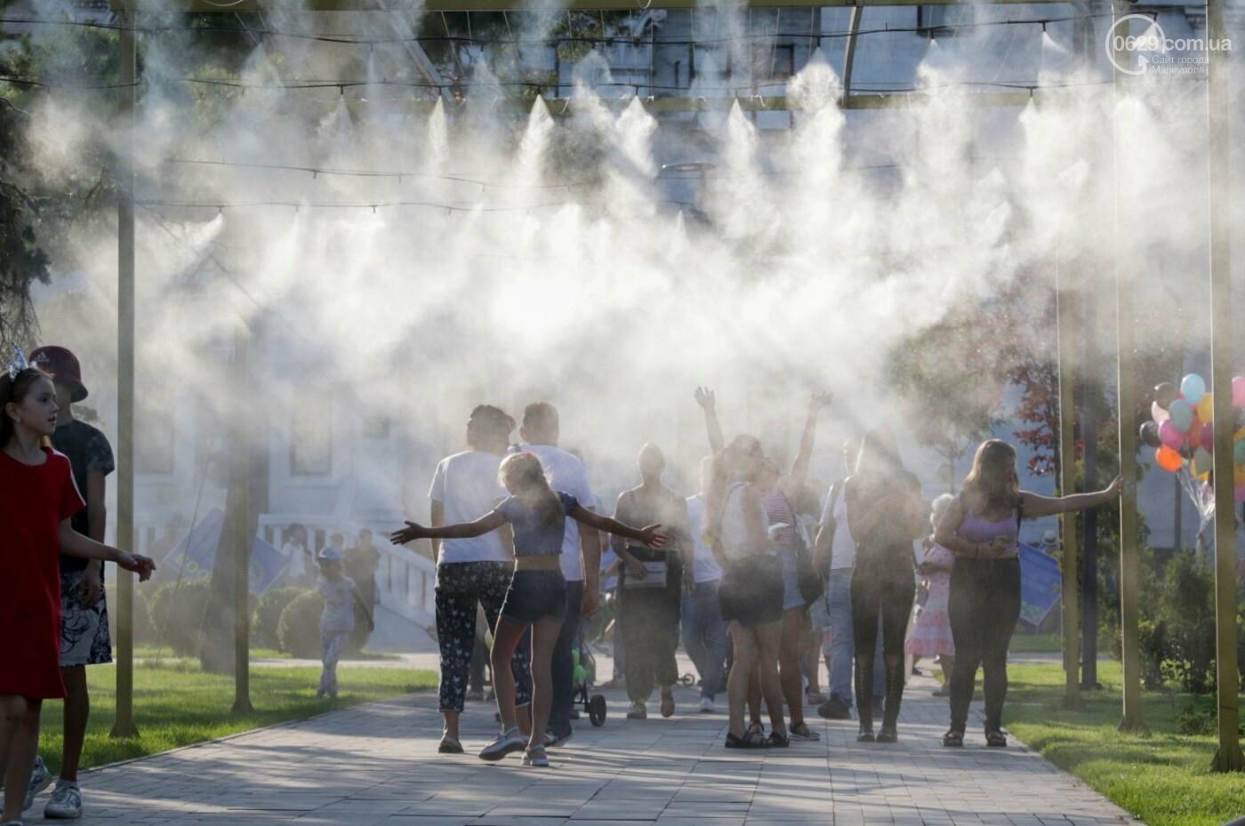 «Відновлення незалежності!» Как Мариуполь отпраздновал 30-летие своей страны, - ФОТОРЕПОРТАЖ, фото-31