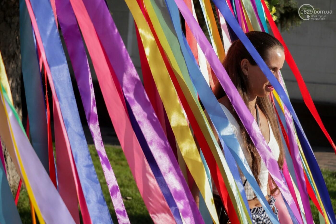 «Відновлення незалежності!» Как Мариуполь отпраздновал 30-летие своей страны, - ФОТОРЕПОРТАЖ, фото-39