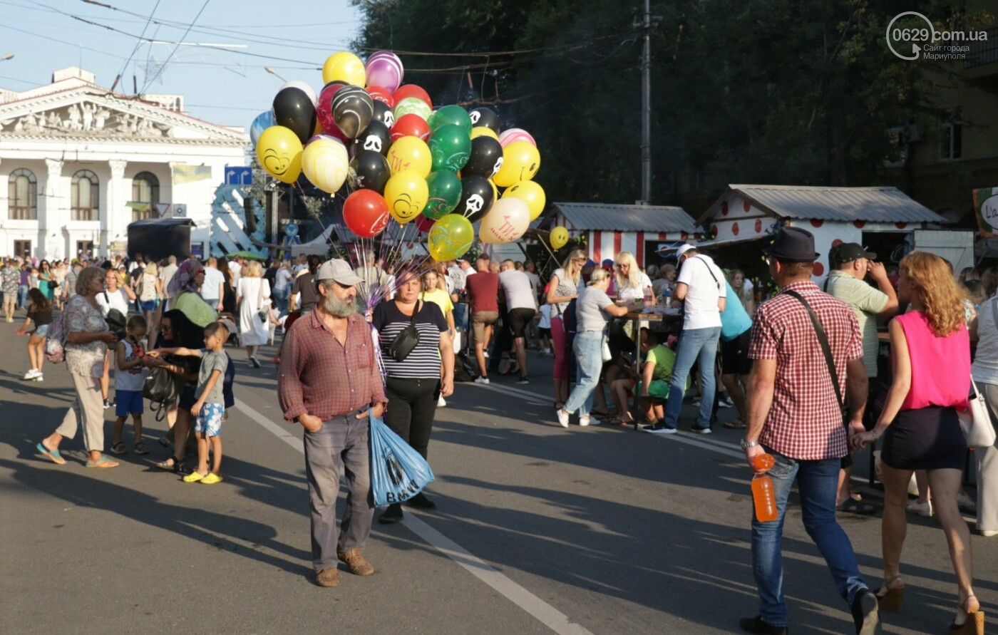 «Відновлення незалежності!» Как Мариуполь отпраздновал 30-летие своей страны, - ФОТОРЕПОРТАЖ, фото-49