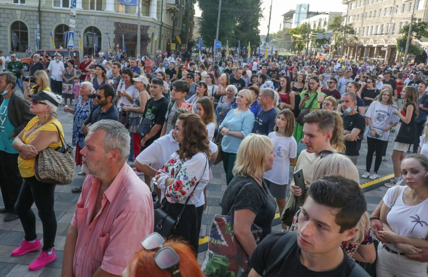 «Відновлення незалежності!» Как Мариуполь отпраздновал 30-летие своей страны, - ФОТОРЕПОРТАЖ, фото-52