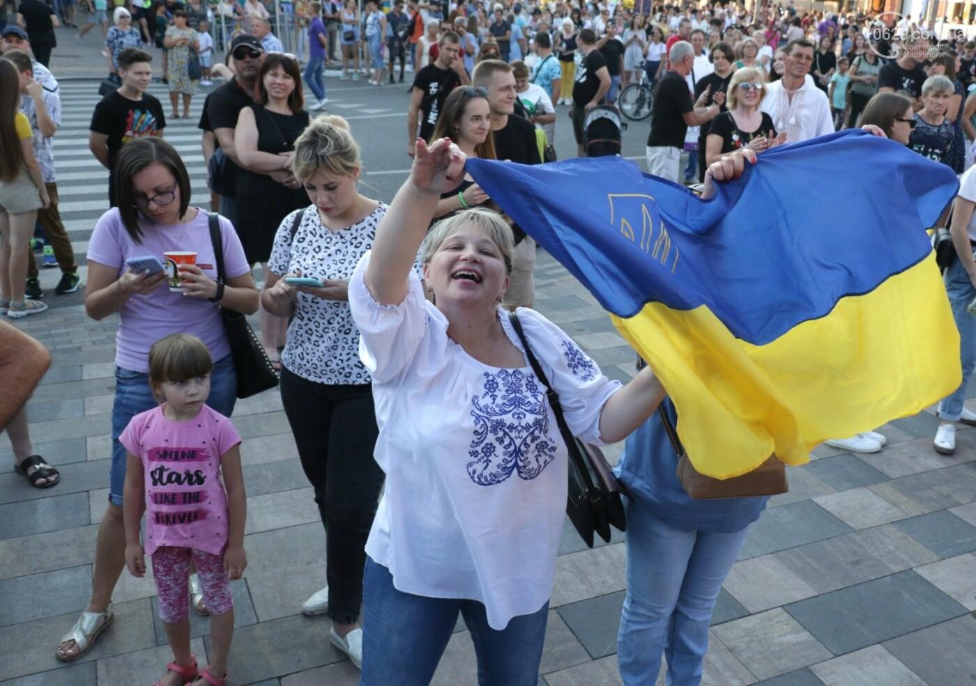 «Відновлення незалежності!» Как Мариуполь отпраздновал 30-летие своей страны, - ФОТОРЕПОРТАЖ, фото-54