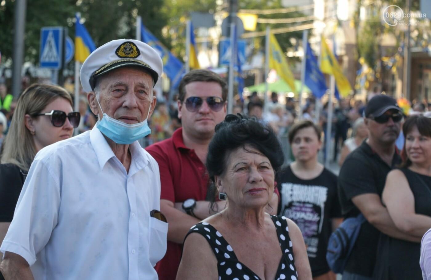 «Відновлення незалежності!» Как Мариуполь отпраздновал 30-летие своей страны, - ФОТОРЕПОРТАЖ, фото-55