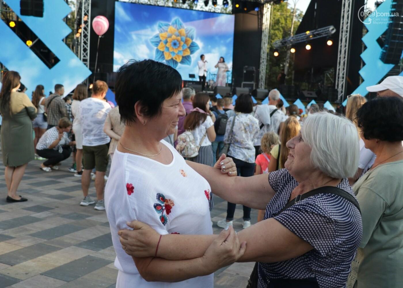 «Відновлення незалежності!» Как Мариуполь отпраздновал 30-летие своей страны, - ФОТОРЕПОРТАЖ, фото-59