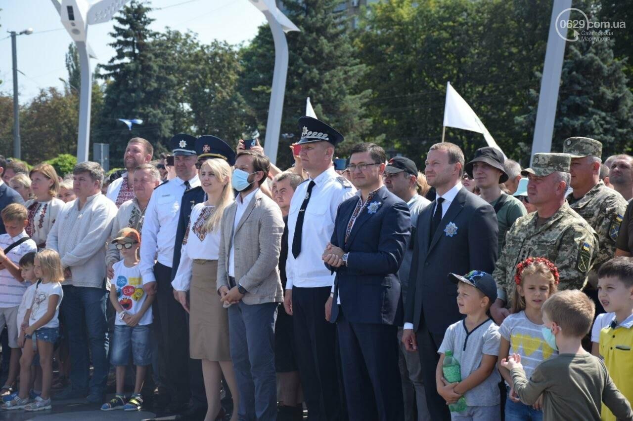 В Мариуполе провели необычный флешмоб ко Дню Независимости, - ФОТОРЕПОРТАЖ, ВИДЕО, фото-41