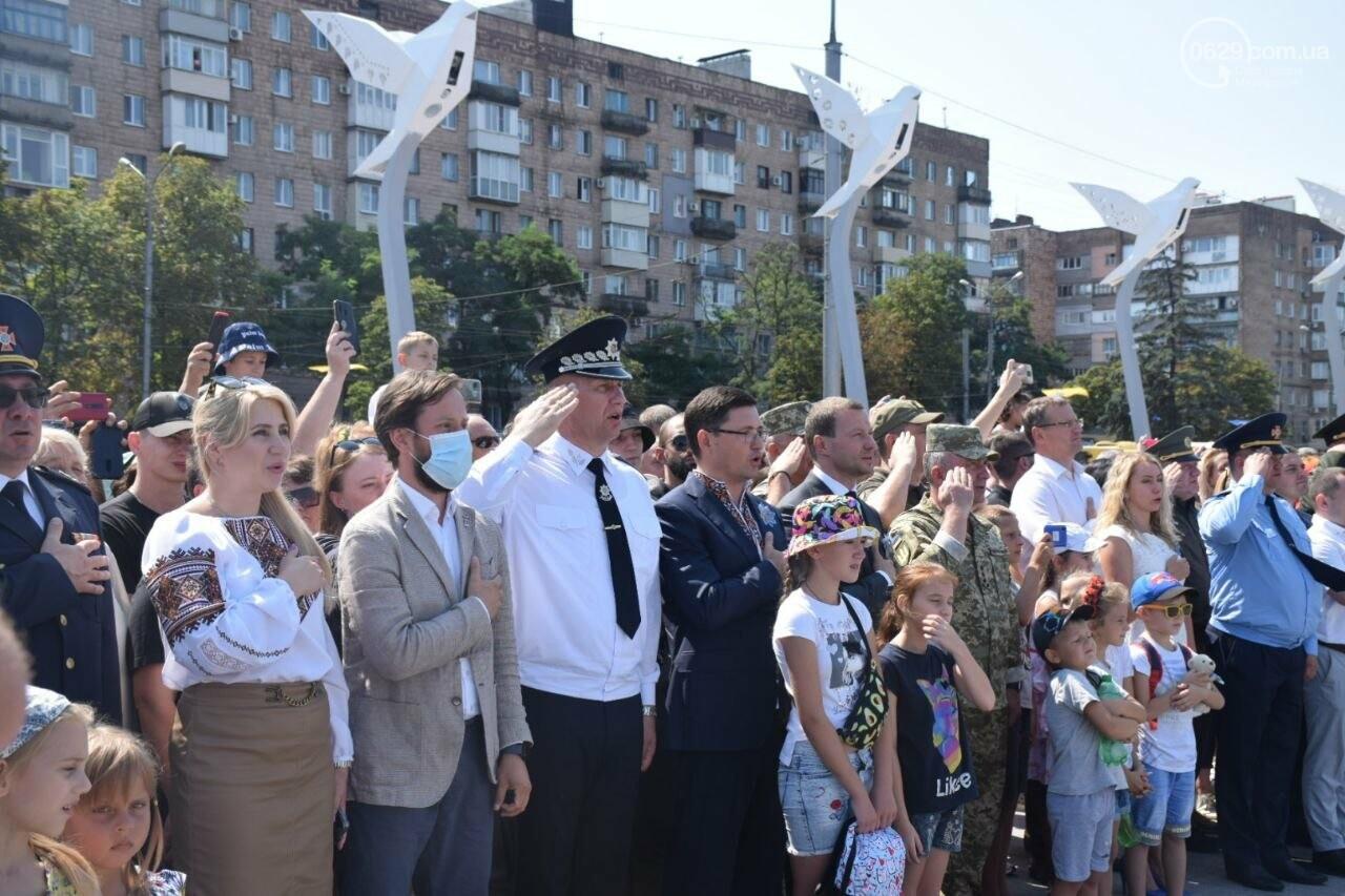 В Мариуполе провели необычный флешмоб ко Дню Независимости, - ФОТОРЕПОРТАЖ, ВИДЕО, фото-33