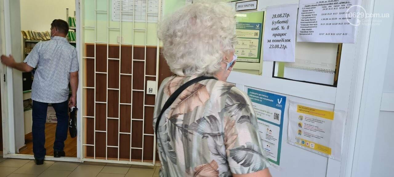 Желтые листы и заминка в реестре. Как журналист 0629 получил сертификат о вакцинации, - ФОТО, фото-1