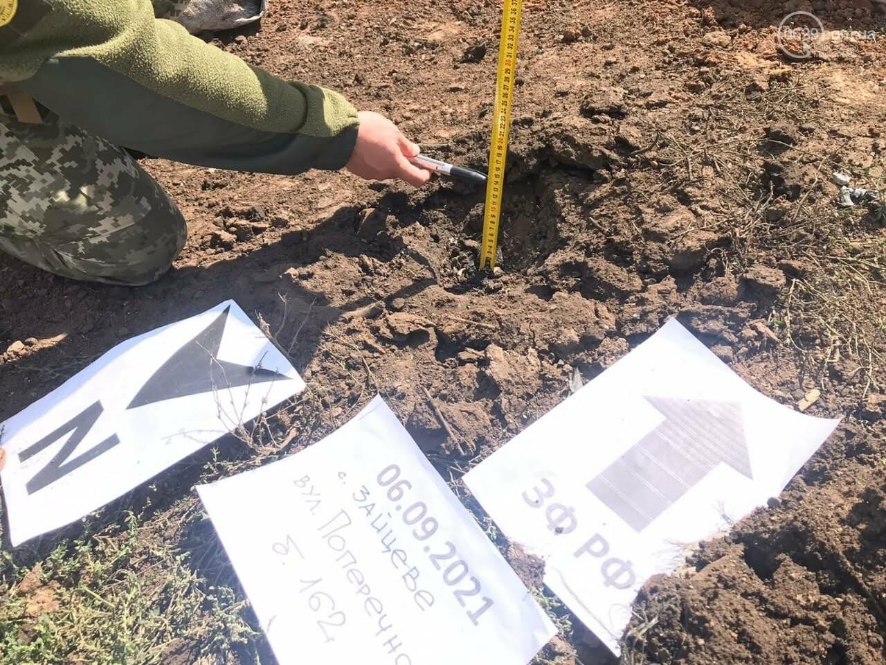 На Донбассе боевики сбросили на мирные дома бомбы, распечатанные на 3D принтере, - ФОТО, фото-3