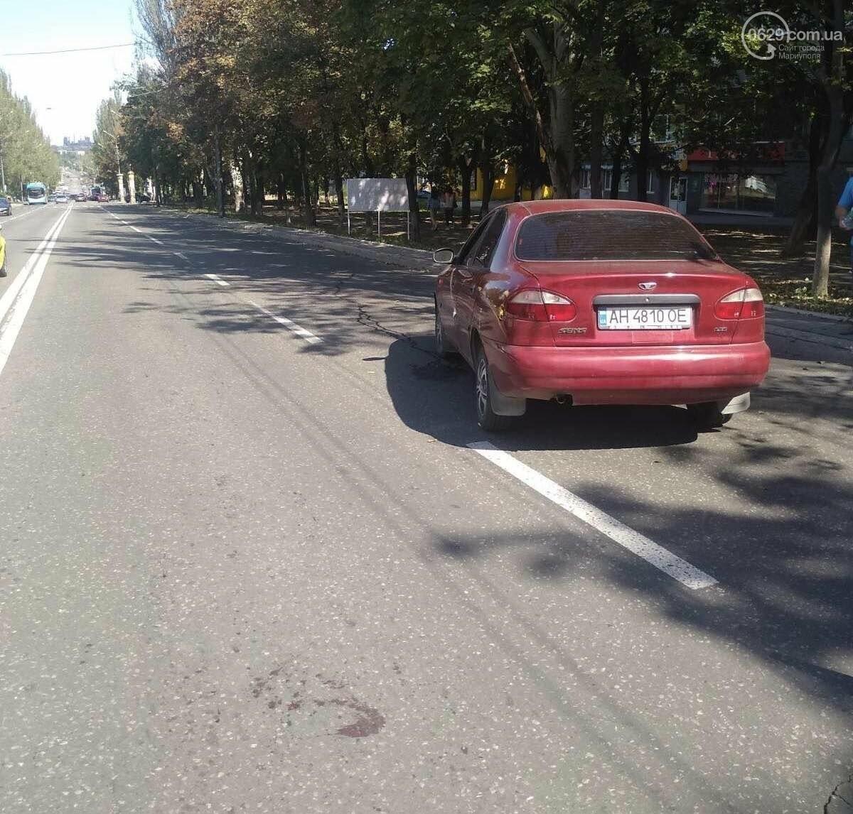 В Мариуполе автомобиль сбил пенсионерку. Женщина в больнице, - ФОТО, фото-3