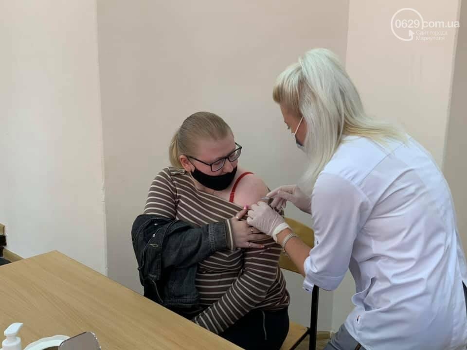 Как в МГУ вакцинируют сотрудников и равняются на США, - ФОТО, фото-4