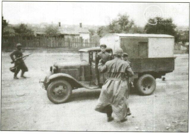 Как войска Гитлера захватили Мариуполь в 1941 году. Воспоминания оккупантов, - ФОТО, фото-3
