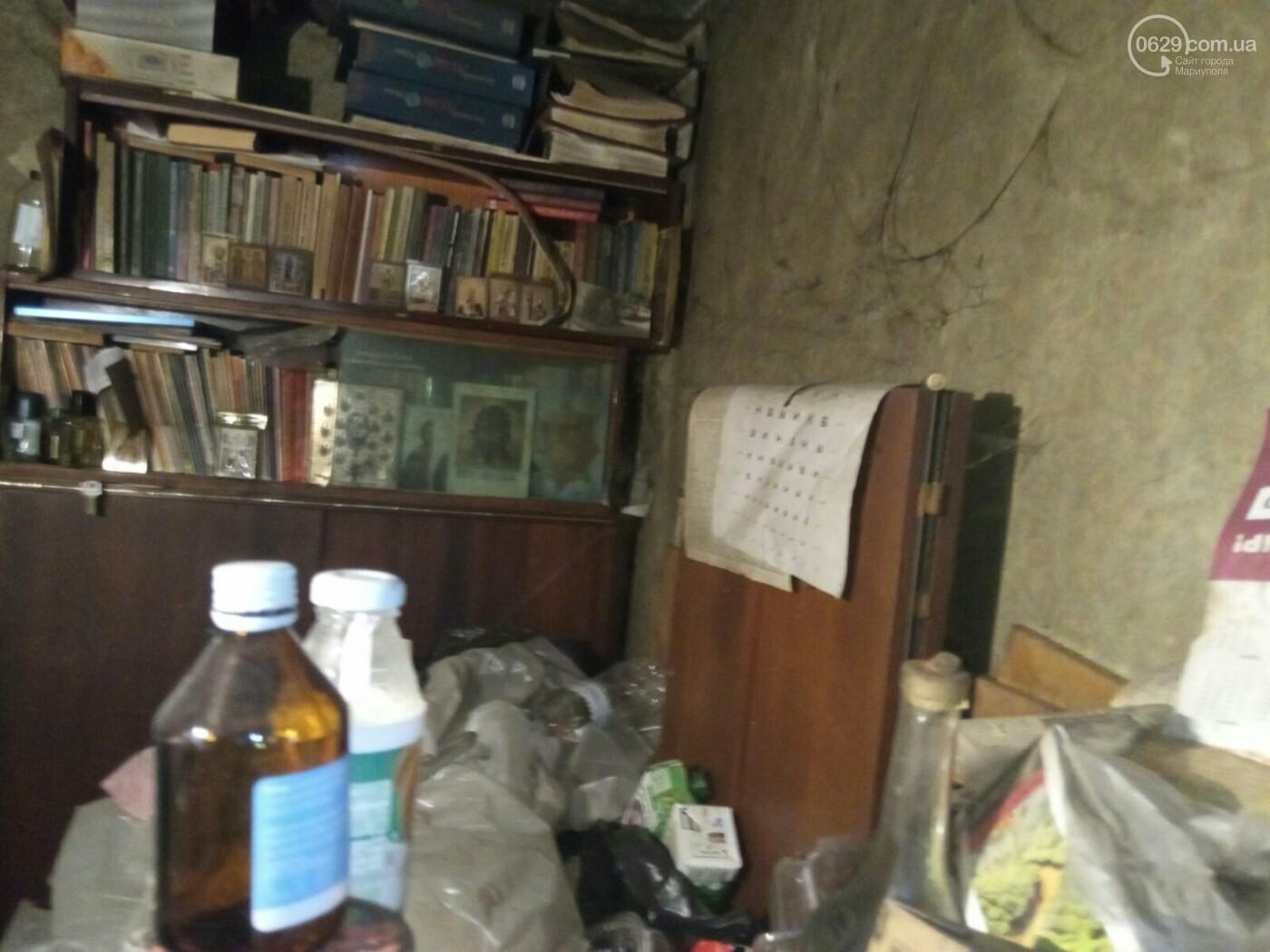 """""""Оставь надежду всяк сюда входящий"""". Мариуполец захламил квартиру в центре города, - ФОТОРЕПОРТАЖ , фото-2"""