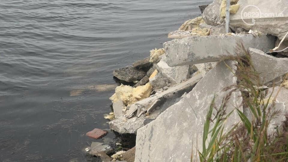 Зачем семья мариупольского предпринимателя завалила мусором берег Белосарайской косы, - ФОТО, фото-7