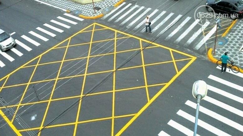 В Мариуполе придумали, как обезопасить аварийный перекресток, - ФОТО, фото-1