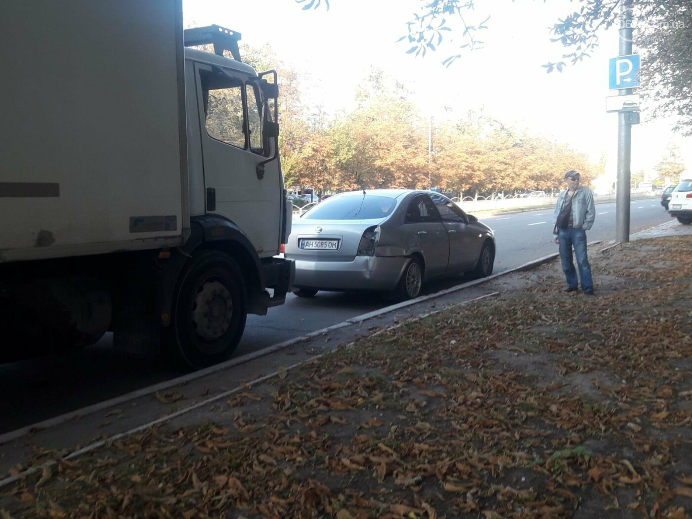 В Мариуполе грузовик догнал легковушку, - ФОТО, фото-6