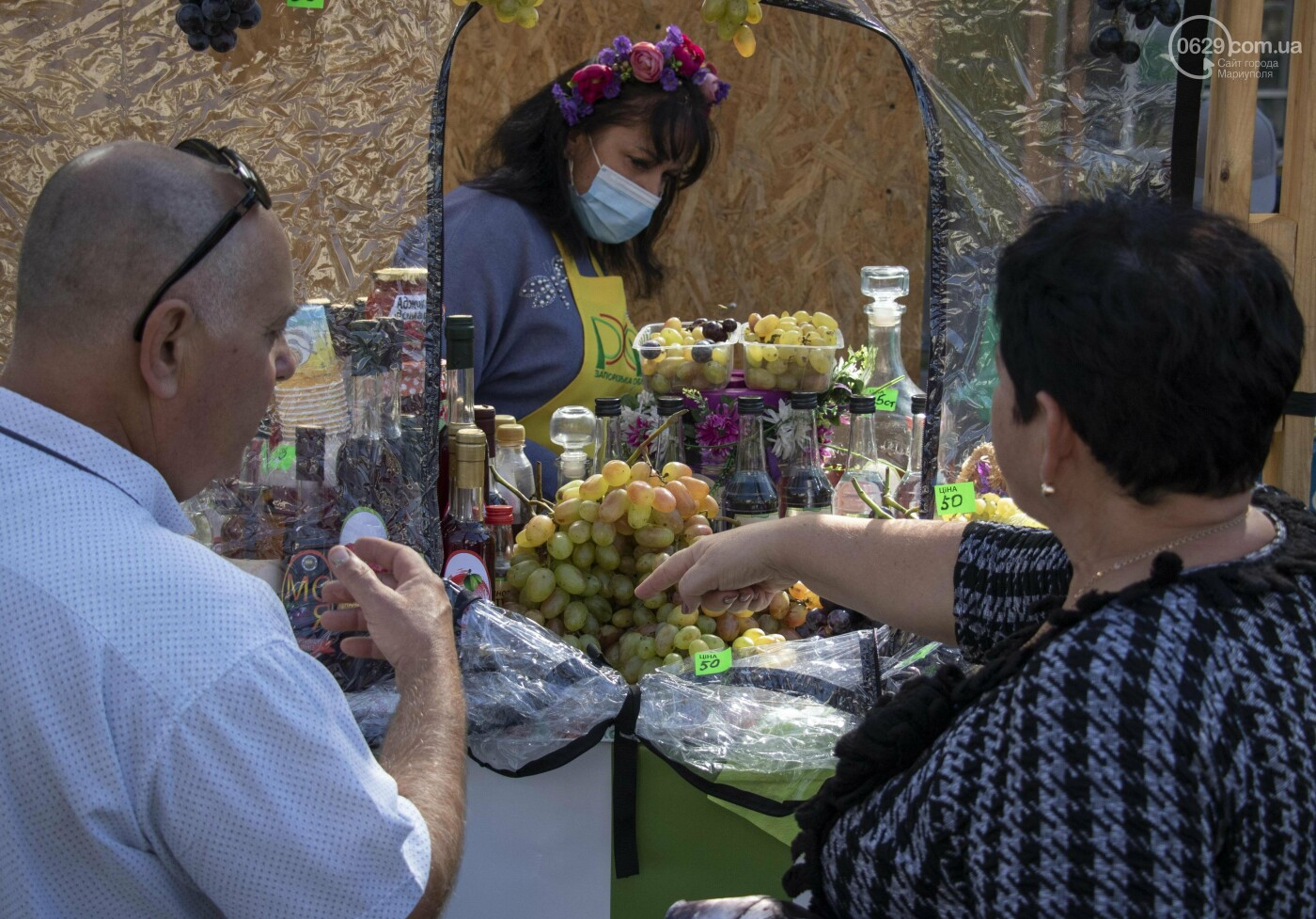 В центре Мариуполя открылся фермерский фестиваль,- ФОТОРЕПОРТАЖ, фото-14