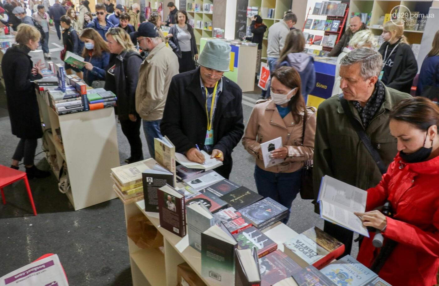 Книжковий бум у Маріуполі! Що на ярмарку купив мер, - ФОТОРЕПОРТАЖ, фото-31