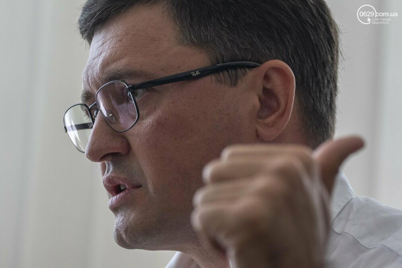 Почему подал в отставку мэр Запорожья, и чего боится мэр Мариуполя, фото-1
