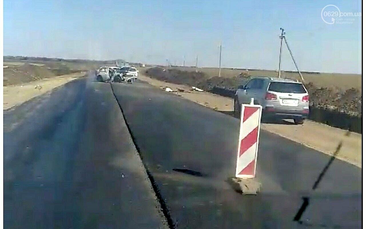 Смертельная авария: под Мариуполем перевернулся внедорожник «Toyota Rav4», - ФОТО, ВИДЕО, фото-4