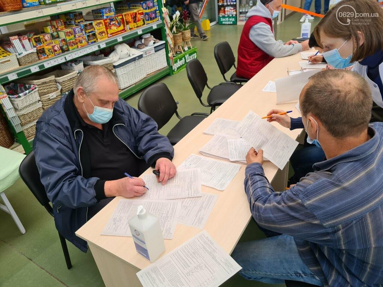 Стало известно, сколько вакцинированных мариупольцев заболели коронавирусом, - ФОТО, фото-11