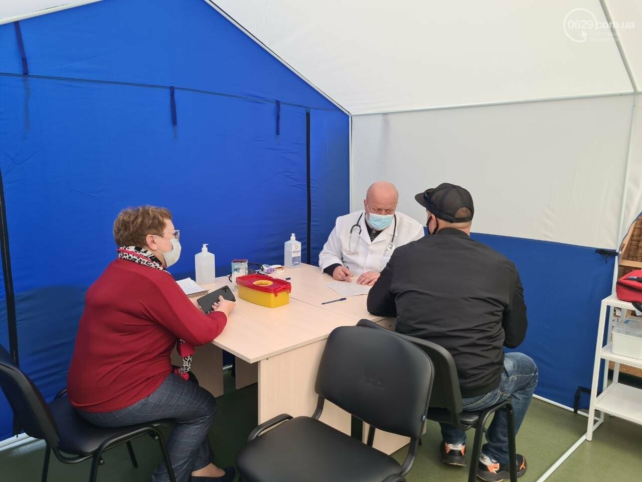 Стало известно, сколько вакцинированных мариупольцев заболели коронавирусом, - ФОТО, фото-7
