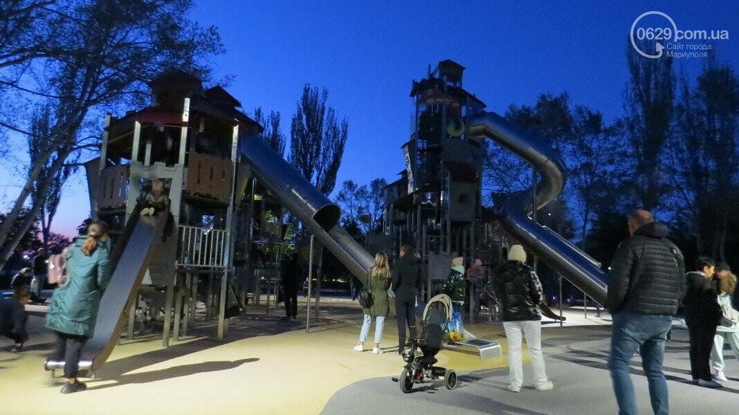В Мариуполе в парке Гурова на детской площадке травмировался ребенок, - ФОТО, фото-15