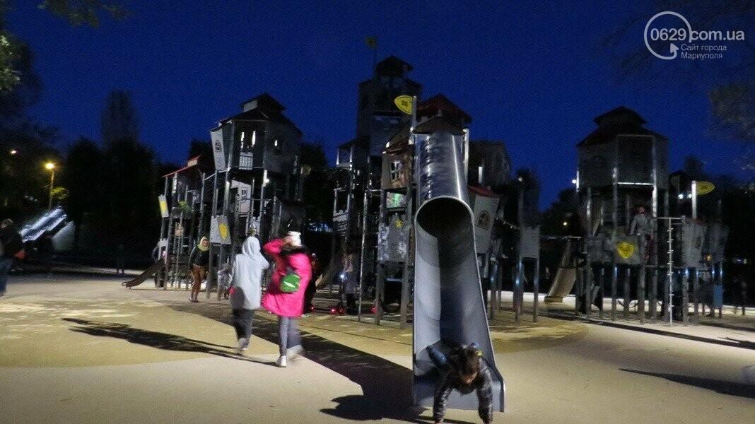 В Мариуполе в парке Гурова на детской площадке травмировался ребенок, - ФОТО, фото-16