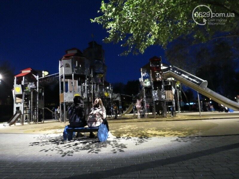 В Мариуполе в парке Гурова на детской площадке травмировался ребенок, - ФОТО, фото-17