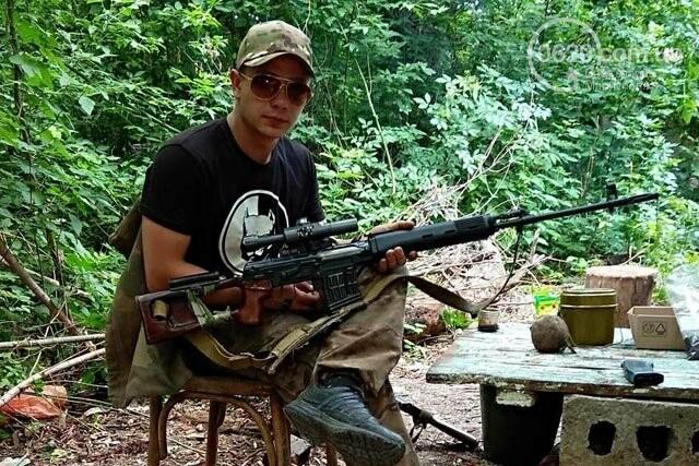 Под Мариуполем ВСУ ликвидировали снайпера террористов, - ФОТО, фото-2