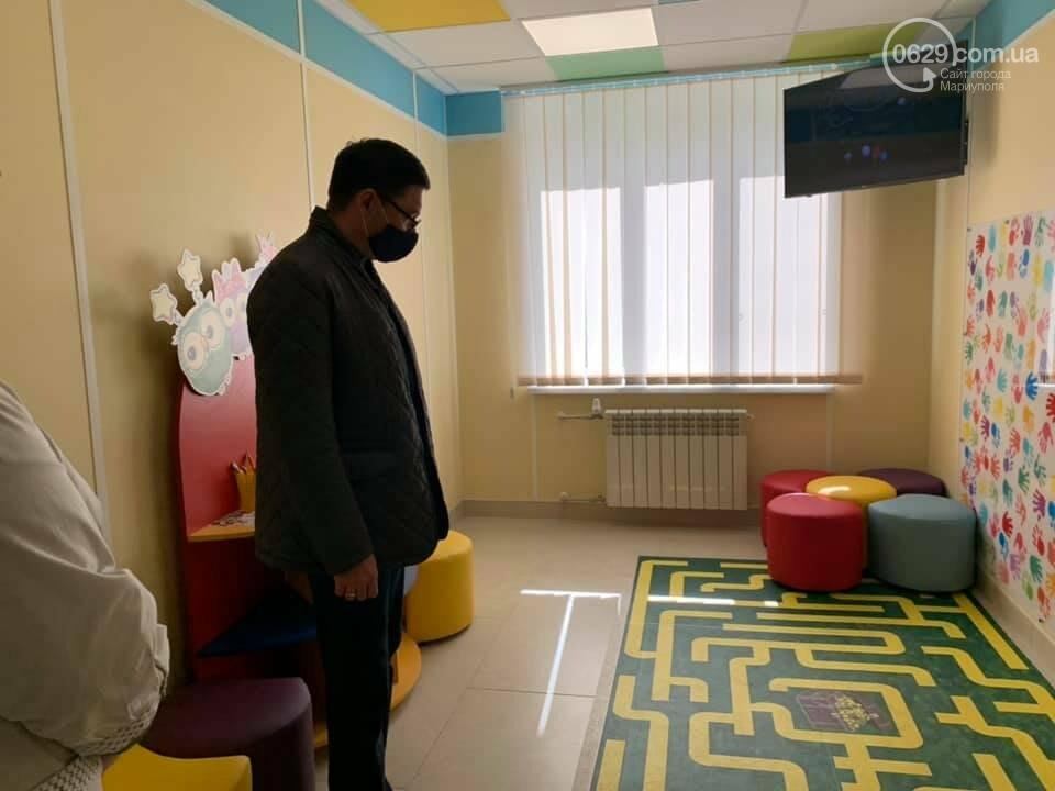За собственные средства.  Как в Мариуполе после ремонта  выглядит детская амбулатория ,- ФОТО, фото-5