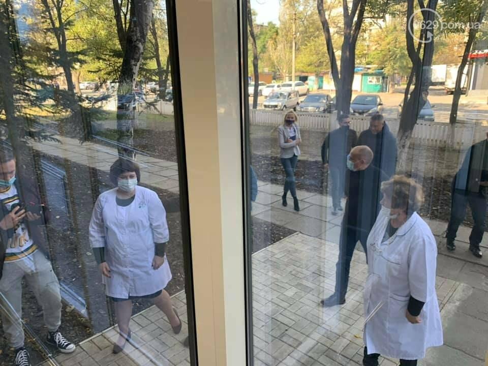 За собственные средства.  Как в Мариуполе после ремонта  выглядит детская амбулатория ,- ФОТО, фото-1