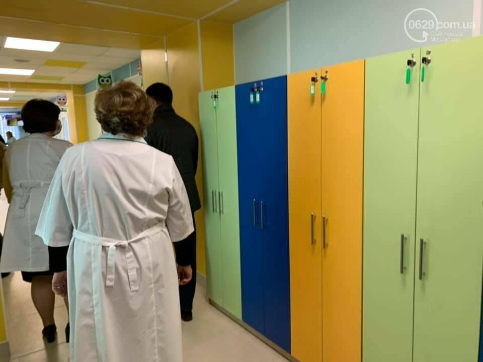 За собственные средства.  Как в Мариуполе после ремонта  выглядит детская амбулатория ,- ФОТО, фото-3