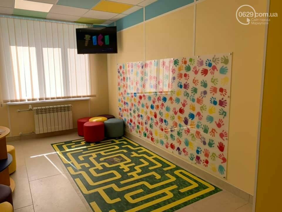 За собственные средства.  Как в Мариуполе после ремонта  выглядит детская амбулатория ,- ФОТО, фото-6
