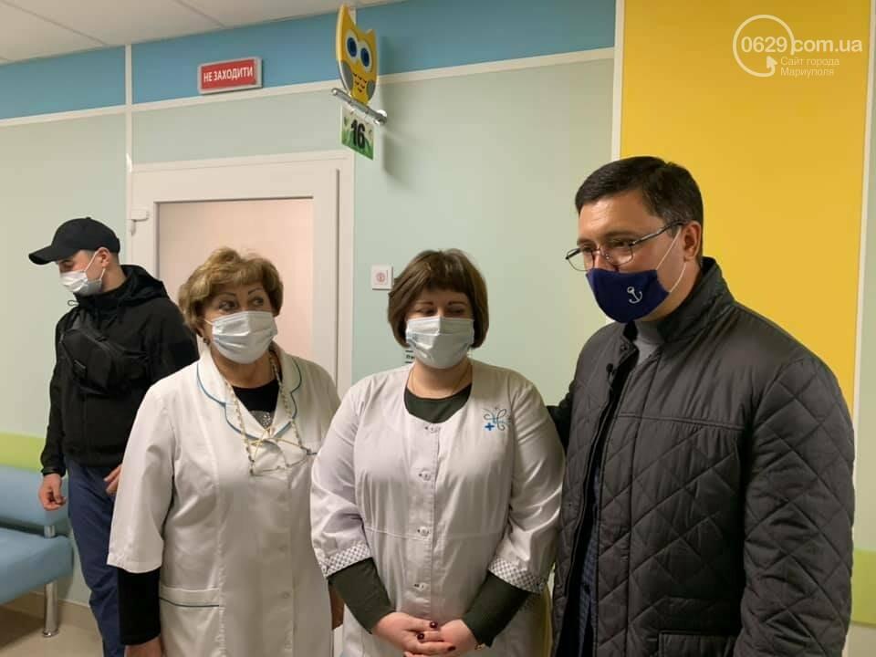 За собственные средства.  Как в Мариуполе после ремонта  выглядит детская амбулатория ,- ФОТО, фото-8
