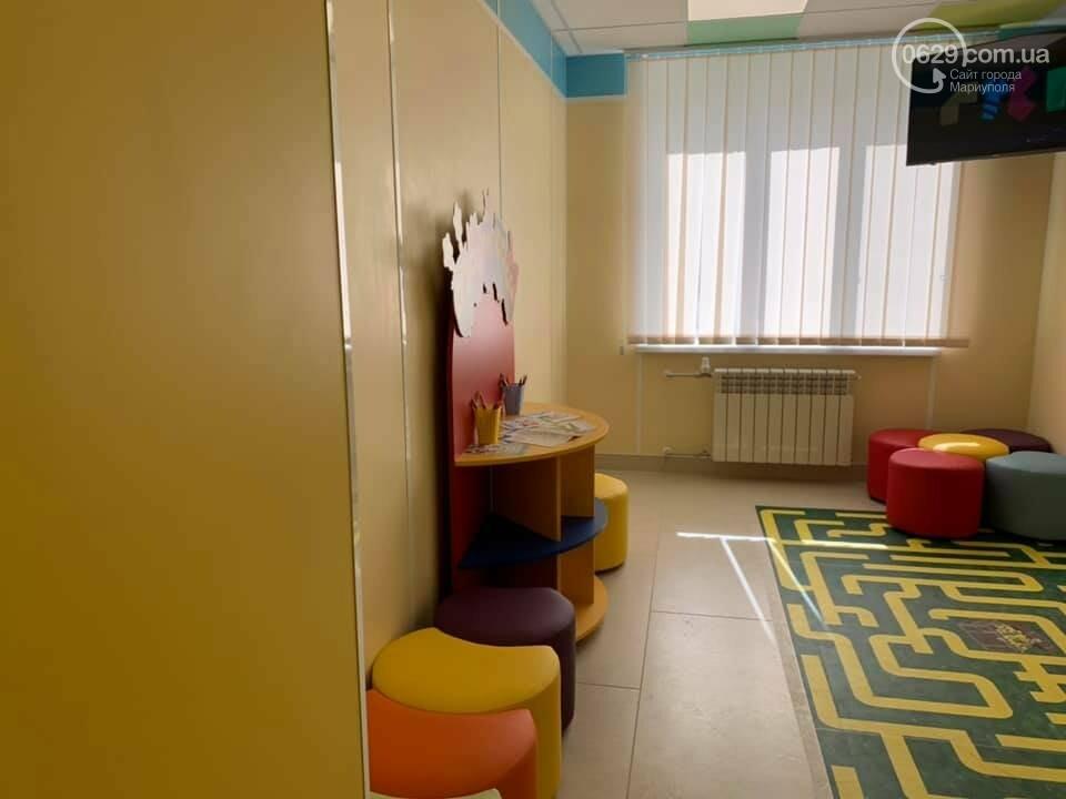 За собственные средства.  Как в Мариуполе после ремонта  выглядит детская амбулатория ,- ФОТО, фото-7