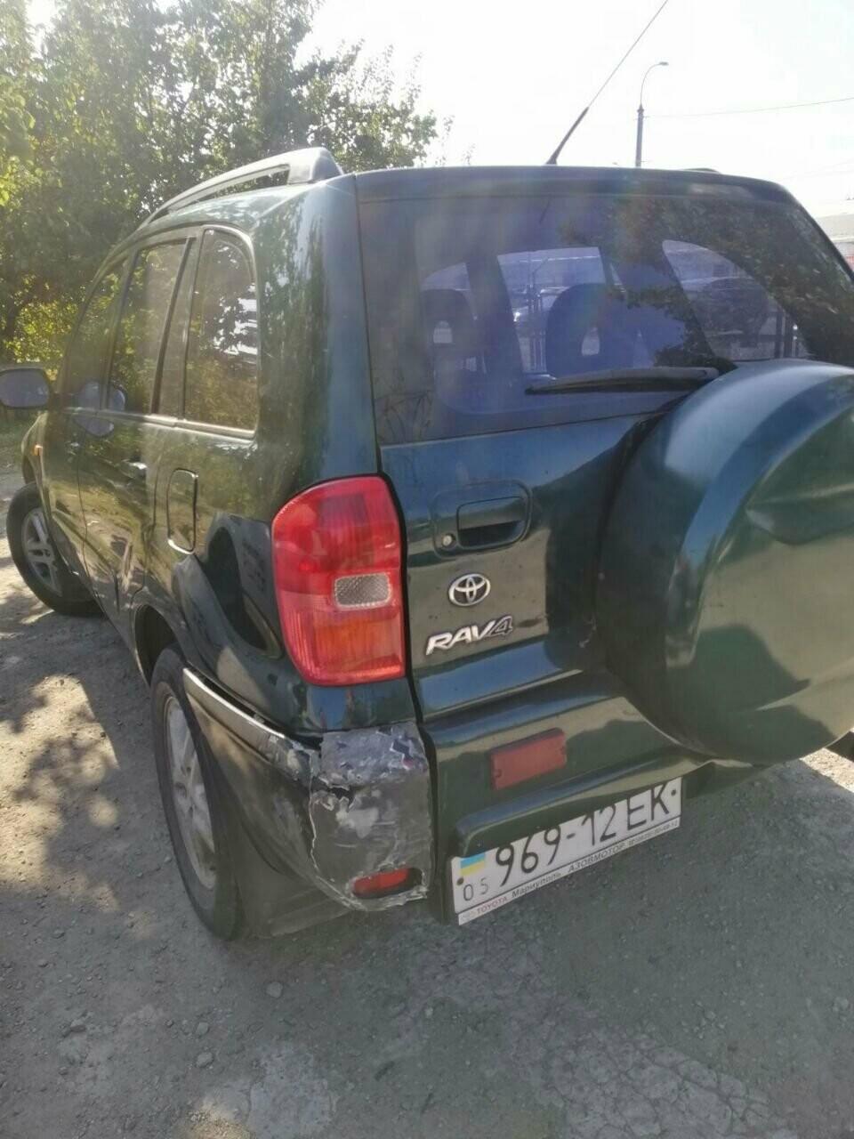 На коробчатой разметке в Мариуполе произошло тройное ДТП, - ФОТО, фото-3