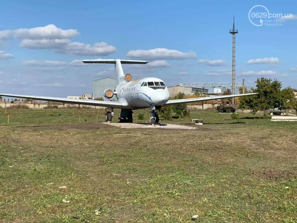 Прилетел или нет? Как самолет ЯК-40 оказался на Левобережье, - ФОТО, фото-2
