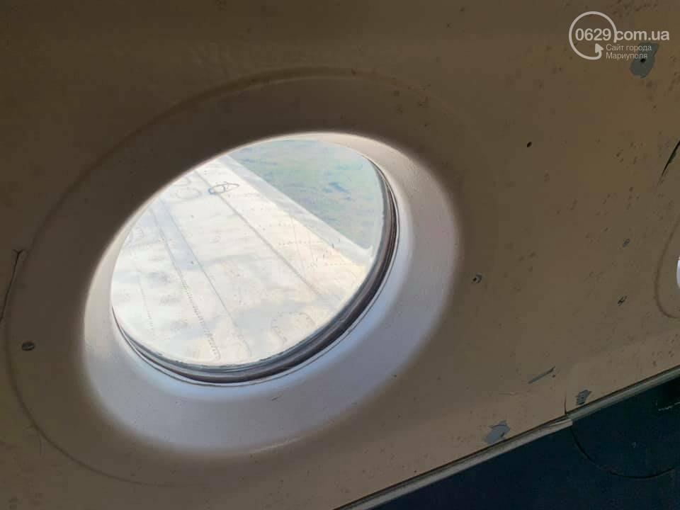 Прилетел или нет? Как самолет ЯК-40 оказался на Левобережье, - ФОТО, фото-3