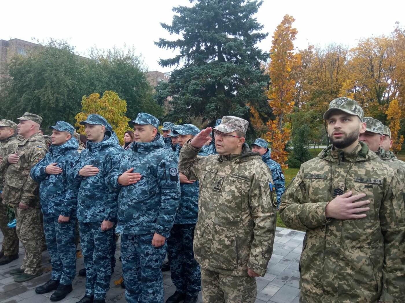 Праздник непокоренных. В Мариуполе поздравили защитников и защитниц Украины, - ФОТОРЕПОРТАЖ, фото-2