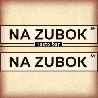Логотип - NA-ZUBOK resto-bar