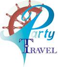 Логотип - Парти - Тревел, туристическая фирма