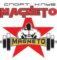 Логотип - Magneto, спорт клуб