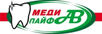 Логотип - Стоматологический центр МЕДЛАЙФ АВ